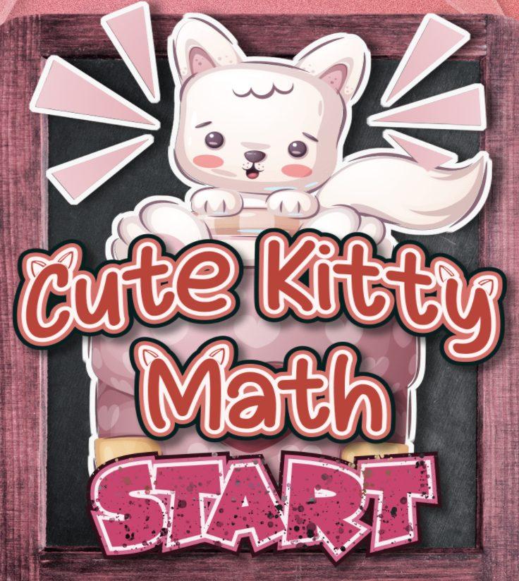 Image Kitty Cat Math Game