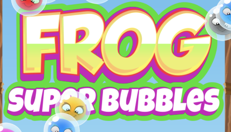 Frog Super Bubble Shooter