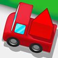 RGB Trucker